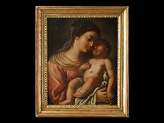 Römischer Maler des 18.Jhdt.