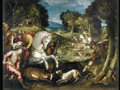 Paolo Fiammingo  geb. 1540 Antwerpen - um 1596 Venedig