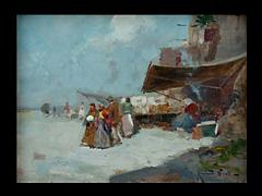 Oscar Ricciardi, 1864 Neapel - 1935
