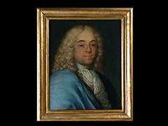 Jacopo Amigoni,  1682 Neapel -  1752 Madrid Art des Bildnis eines jungen Künstlers