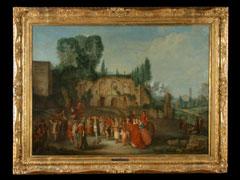 Pieter Angilis 1685 Dünkirchen - 1734 Reinns