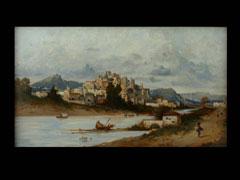 Robert Alott  1850 Graz - 1910 Wien