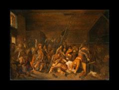 Jan Miense Molenaer  1610 Haalem - 1668