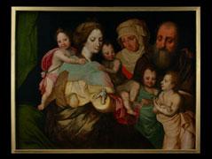 Frans (I.) Floris 1516 - 1570 Antwerpen zug.