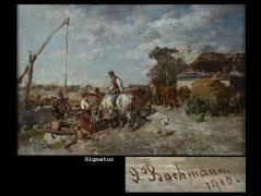 Gregor von Bochmann 1850 Nehat/Estland - 1930 Düsseldorf