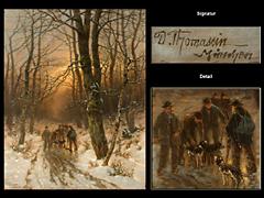Desirée Thomassin 1858 Wien - 1933 München