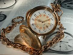 Herrentaschenuhr