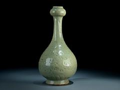 Chinesische Seladon-Vase