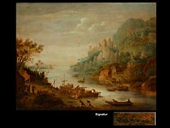 Hermann II. Saftleven 1609 Rotterdam - 1685 Utrecht zug.