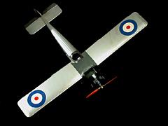 Großes Flugzeug-Modell