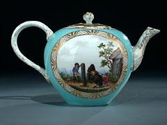 Meissner Teekännchen