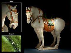 Bedeutendes T'ang-Pferd
