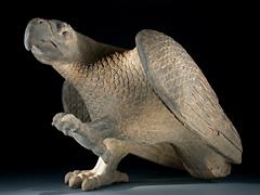Seltener Adler der Han-Dynastie
