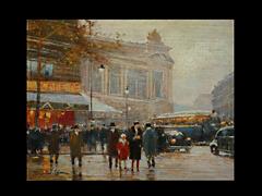 °Eugène Galien-Laloue  1854 Paris - 1941 Cherence/Paris