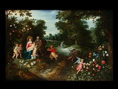 Jan Brueghel d.J.  1601 Antwerpen - 1678