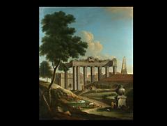 Jacob Philipp Hackert  1737 Prenzlau - 1807 bei Florenz -  Umkreis/Nachfolge des