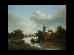 Jacob van Ruisdael  1628/29 Haarlem - 1682 Amsterdam zug.