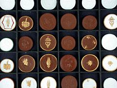 Sammlung Meissener Porzellanmedaillen