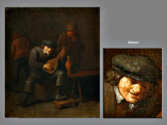 Joos van Craesbeeck, um 1605 Meerlinter - 1654/61 Brüssel
