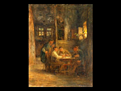 Anton Burger 1824 Frankfurt - 1905 Kronberg