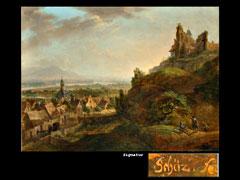 Christian Georg Schütz d.Ä. 1718 Flörsheim - 1791 Frankfurt/Main