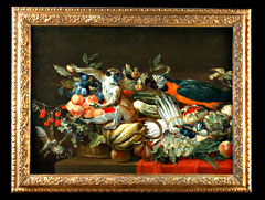Frans Snyders,  1579 Antwerpen - 1657, zug.