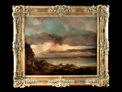 Gustave Courbet  1890 Ornans - 1877 Latour de Peilz Umkreis