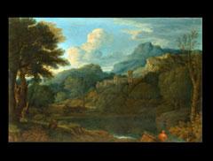Etienne Allegrain  1644 - 1736 Paris, zugeschrieben