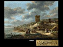 Claes Molenaer  vor 1630 Haarlem - 1676