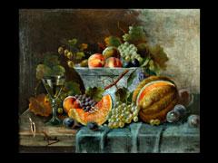 A. Lerch, Maler des 19./20. Jhdts.