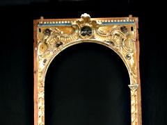 Große Rokoko-Rahmung (ehemals Altarblattrahmung)