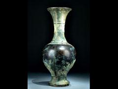 Persische Bronze-Vase