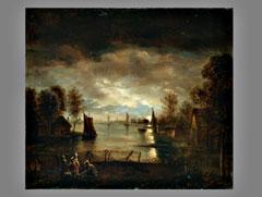 Aert van der Neer,  1603/04 Amsterdam - 1677, zugeschr.