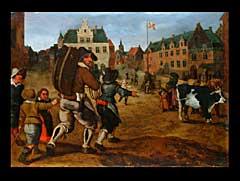 Sebastian Vrancx 1573 Antwerpen - 1647