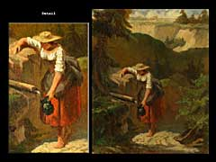 Carl Spitzweg 1808 München - 1885, in der Art des