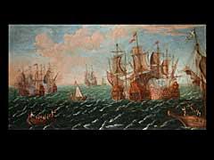Gaspard van Eyck 1613 Antwerpen - 1673 Brüssel, zug.