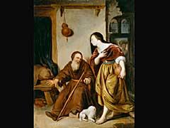 Frans van Mieris d. Ä.  1635-1681, zuschreibbar