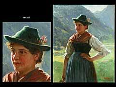 Emil Rau 1858 Dresden-1937 München