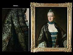 Georg des Marées  1697 Österby/Schweden - 1776 München