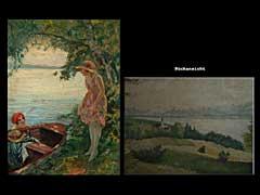 Eduard Cucuel, Art des