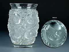 Lalique-Vase