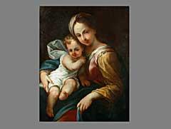 Lorenzo Pasinelli,  1629 Bologna - 1700 Mantua, Turin, Rom zug.