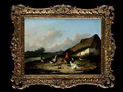 Cornelis van Leemputten 1841 Werchter - 1902 Schaerbeek