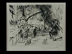 Lovis Corinth 1858 Tapiau/Ostpreußen - 1925 Zandvoort/Holland