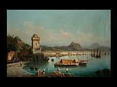 Gustafo Scoppa 1856 Neapel zugeschr.