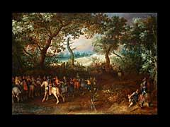 David Vinckboons  1667 Mechelen - nach 1732 Amsterdam