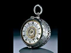 Bedeutende Karossenuhr mit Mondphase Signiert: Daniel Picardi, Stettin 17. Jahrhundert, um 1650