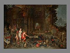 Jan Brueghel der Jüngere 1601 Antwerpen - 1678 zugeschr.