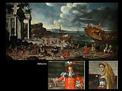 Agostino di Tassi Eigentlich Agostino Buon Amici, geb. um 1580 Rom - 1644 - zug.