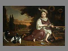 Jan Weenix 1640 Amsterdam - 1719 zug.